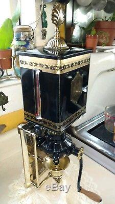 1890's Freidag MFG Co. Antique Coffee grinder