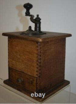 19th Century Table Top Coffee Grinder