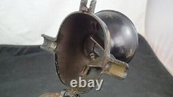 19thc Antique Cast Iron Enterprise No. 4 Pinstripe Painted Coffee MILL Grinder