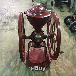 Antique 19th Century Enterprise Coffee Grinder Mill