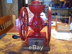 Antique #5 Enterprise Coffee Grinder. Excellent Original Condition