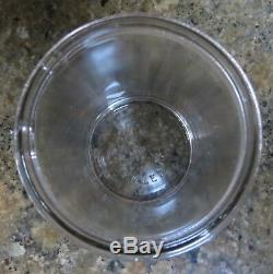 Antique ARCADE CRYSTAL COFFEE GRINDER #4 with Catcher Cup Pat. June 9, 03