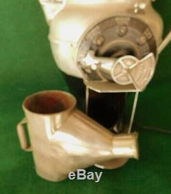 Antique American Duplex Co. Electric Coffee Pot Coffee Cutter / Grinder / Mill