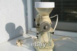 Antique Authentic Old German ECM DIEKRONE Coffee Grinder Mill