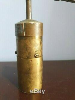 Antique Carved Brass Copper Grinder mill Hand Spice Grinder Pepper, Salt, Coffee
