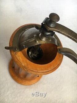 Antique Coffee Grinder Cafe TreSpade Rare Excellent Condition Vintage Retro