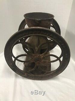 Antique Coffee Grinder Enterprise MILL Philadelphia MILL Attic Old No Gear