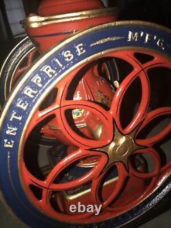 Antique Coffee Grinder Enterprise mfg #3