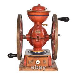 Antique Coffee Grinder No. 5 Mill ENTERPRISE PHILADELPHIA