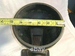 Antique ENTERPRISE Mfg Co # 60 GRIST MILL Coffee Wheat Corn Grain GRINDER 23403
