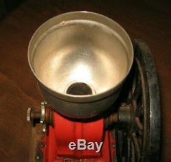 Antique Elma Cast Iron Coffee Grinder Mill