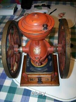 Antique Enterprise #3 Coffee Grinder