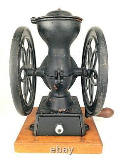 Antique Enterprise Coffee Grinder No 2, Dec 9, 1873