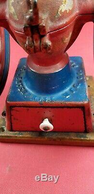 Antique Enterprise Mfg Co. Coffee Grinder