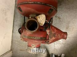 Antique HOBART INDUSTRIAL COFFEE MILL GRINDER MACHINE 2044