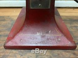 Antique Holwick Electric Store Counter Top Coffee Grinder Works BEAUTY Vintage