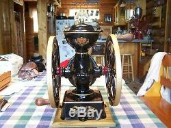 Antique Landers Frary & Clark #30 Coffee Grinder. Fully Restored and Immaculate