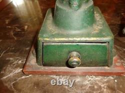Antique Landers, Frary & Clark Cast Iron Universal No. 11 Coffee Mill Grinder