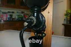 Antique Landers Frary & Clark Wall Mount Coffee Grinder / MILL