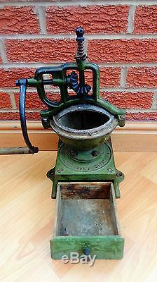 Antique Leinbrock Ideal Coffee Grinder 2