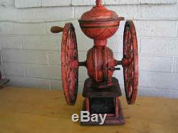 Antique Poughkeepsie The Swift Mill 1875 Lane Brothers NY #14 Coffee Grinder