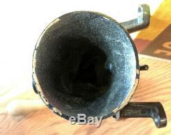 Antique Spong & Co No. 1 Cast Iron Coffee Grinder