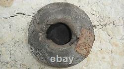 Antique Tribal Ethnic African Or Bedouin Coffee Grinder Wooden Pestel And Mortar