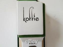 Art Deco Porcelaine Body Pe De Coffee Grinder Scarce Model