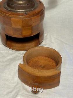 BP3209 Round Hand Made Vintage Coffee Grinder Kaffeemühle