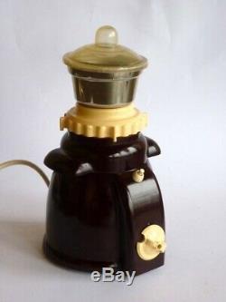 BRAUN coffee grinder bakelit design 1950s midcentury modern
