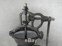 Coffee grinder antique peugeot 0A old crank Kaffee caffè century machine MILL