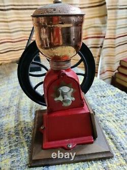 Elma Coffee Grinder Vintage 1930