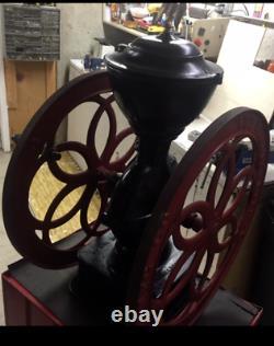 Enterprise Coffee Grinder Mill Model 209 Cast Iron Big1898 Ships Fed EX Antique