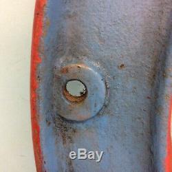 Enterprise Coffee Mill Wheel 19 3/8 Diameter, Coffee Grinder Parts