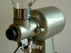 Ferretti Milano vintage design industrial faema coffee grinder