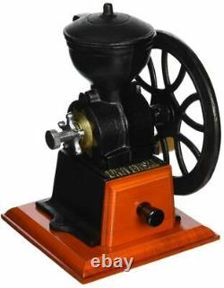 Hand Crank Grinder Manual Wheel Coffee Bean Grinder Cast Iron Vintage Antique