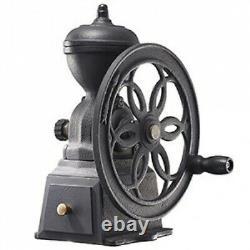 Kalita Antique Design Dial Mill N Black #42138 Cast iron Coffee Grinders Japan