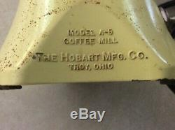 KitchenAid Coffee Mill Model A-9 Vintage Kitchen Aid Coffee Grinder Works Hobart