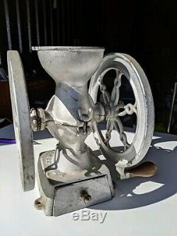 Landers Frary And Clark Antique Coffee Mill / Grinder (1905)