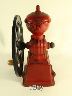 MJF Original Patentado Antique Cast Iron Coffee Grinder Made in Spain