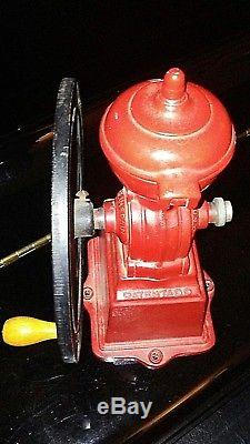 MJF Original Patentado vintage coffee grinder Made in Spain
