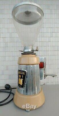 Macinacaffè GAGGIA Vintage coffee grinder espresso machine Kaffeemühle Faema bar