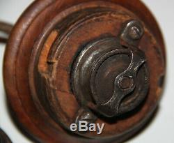 Manual coffee grinder Vintage Peugeot Frères S. G. D. G. Brevete Depose G 1