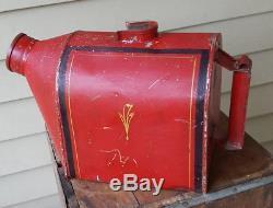 Original Antique Coffee Grinder catcher