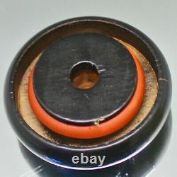 RARE Vintage Wall Mount KYM Coffee Grinder German Streamlined Hand Crank Ceramic