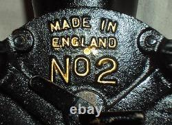 Spong & Co. Ltd Made In England Vintage Coffee Grinder Old 1910