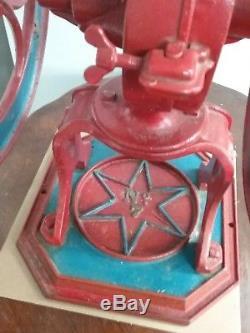 Star Mill Antique Coffee Grinder, No 7, Philadelphia
