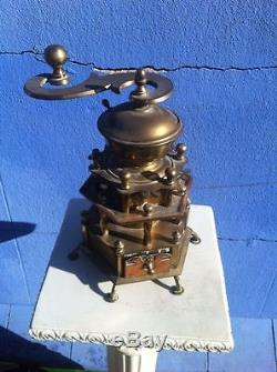 Super Rare Antique Coffee Grinder