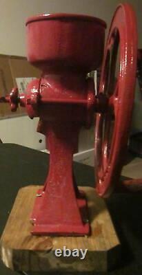 Vintage Antique Cast Iron General Store Coffee/Corn NO. 1 1/2 Grinder/Grist Mill