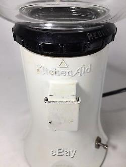 Vintage Coffee Grinder Mill Made by Hobart Mfg. Kitchen Aid Model A-9 WORKS